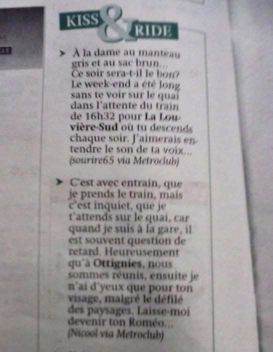 Periódico METRO. Valonia.